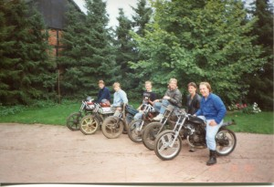Feldrennen Poos 1992 091