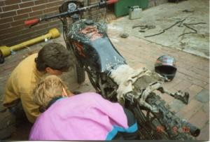 Feldrennen Poos 1992 093