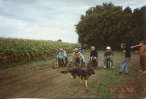 Feldrennen Poos 1992 094