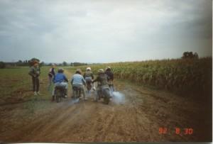 Feldrennen Poos 1992 099