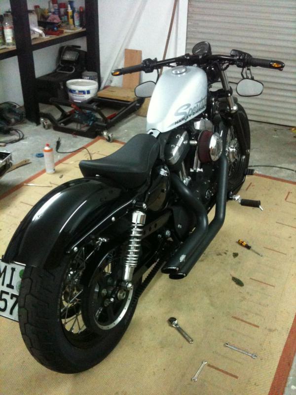 Luftfilter Harley Davidson Sportster
