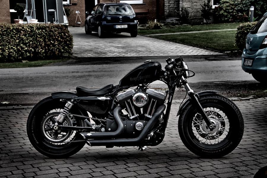 Harley hdr