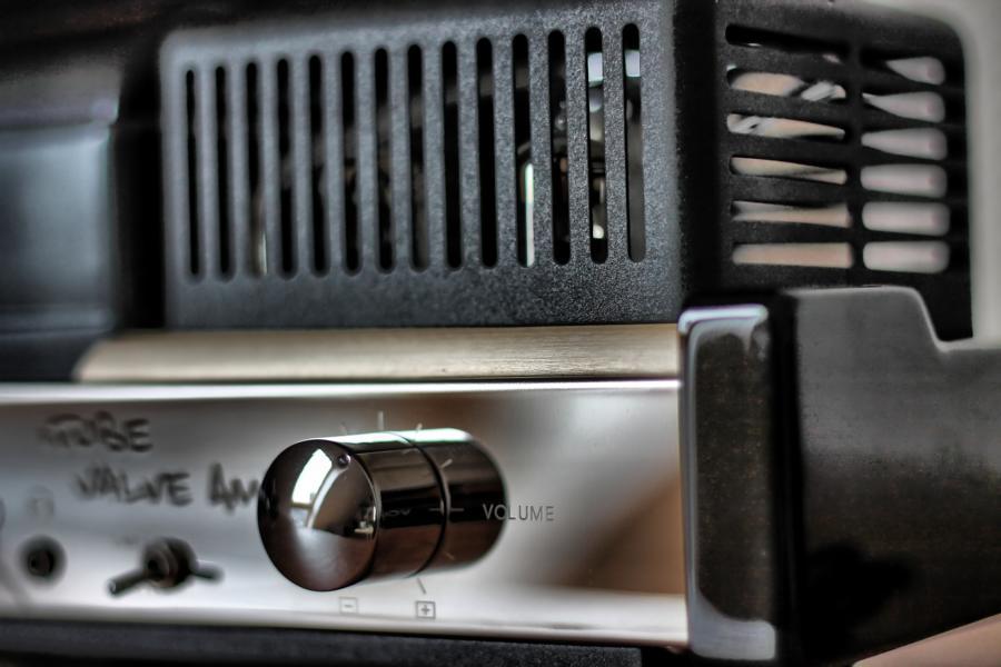 Röhrenverstärker 2 HDR