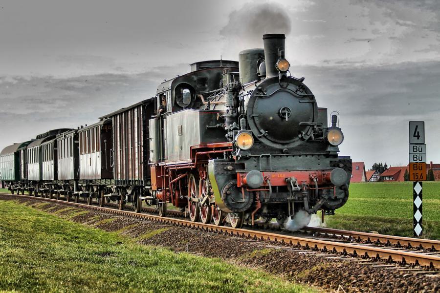 Zug 2 HDR