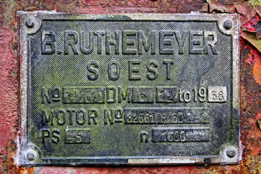 Ruthemeyer Walze 3 HDR