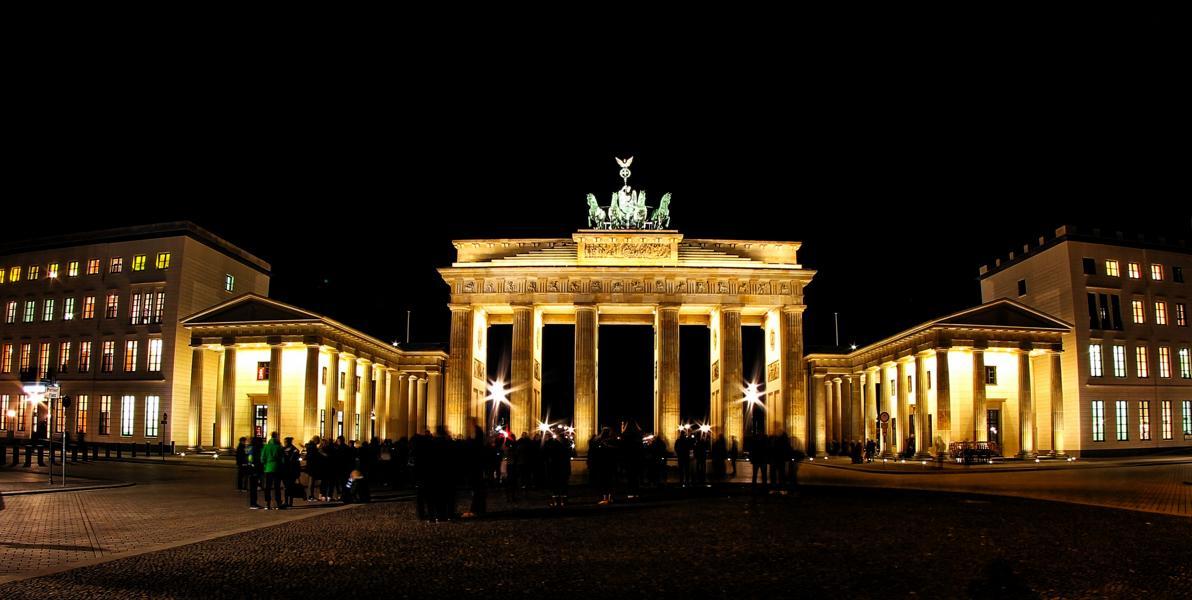 HDR Brandenburger Tor