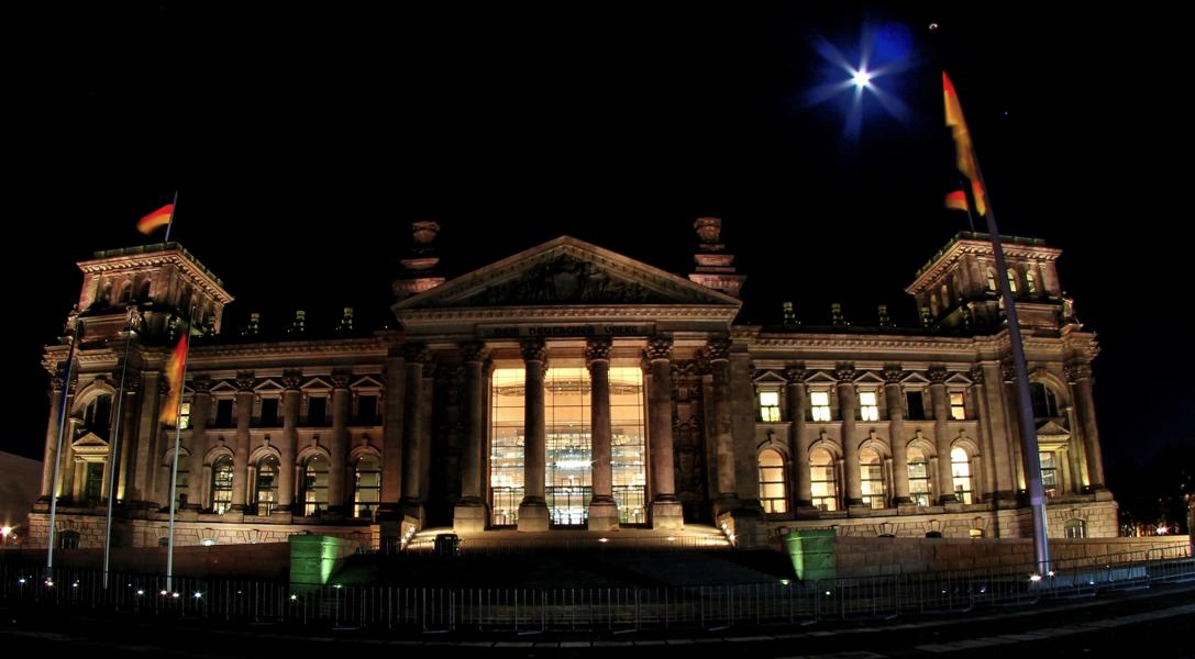 HDR Reichstag 1