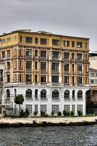 HDR Gebäude