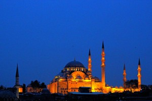 HDR Moschee