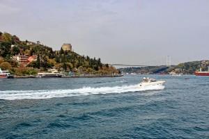 HDR Schnellboot