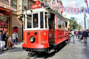 HDR Straßenbahn