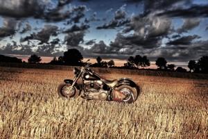 Harley min Farbe 2 HDR